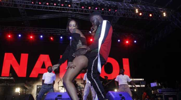 NAIBOI 696x385 - Exclusive photos of how it went down at Morgan Heritage's show