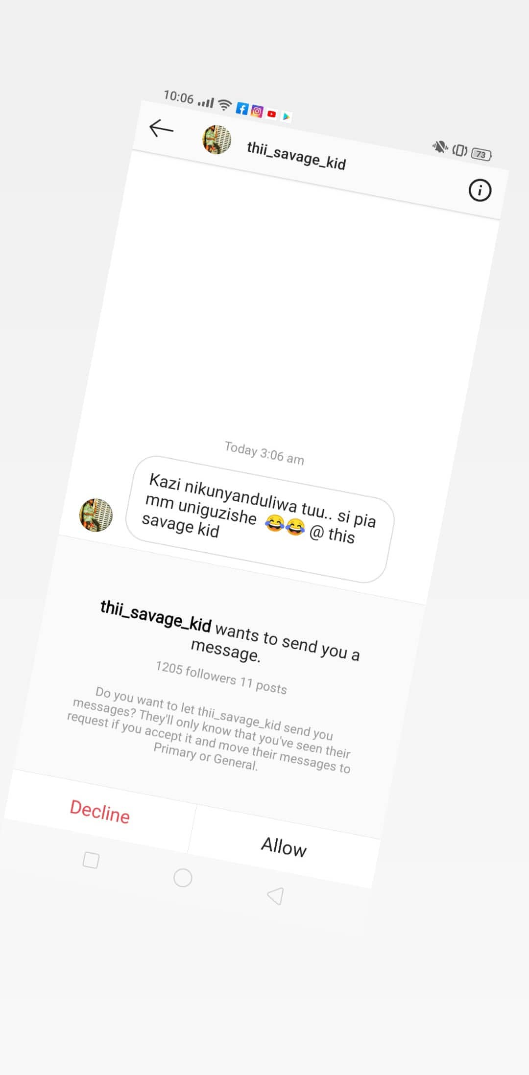 Nyce leaked17 - Nyce Wanjeri breaks her silence exposes blackmailers in her DM