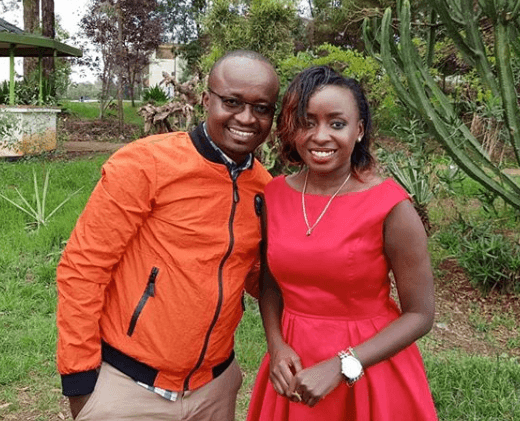 Screen Shot 2019 06 21 at 6.46.03 AM - Dennis Itumbi mocks Jacque Maribe's 'pregnancy'! Speaks about it