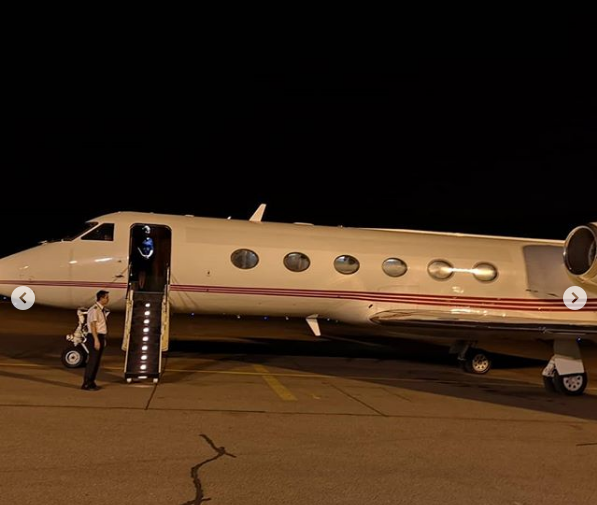 Screenshot from 2019 06 23 212925 - The good life: Meet African footballers who own private jets