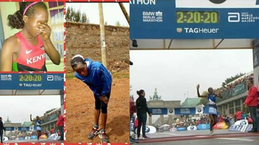 Shieys Jepkosgei  - 'I'm happy to save lives,' reveals athlete Shieys Jepkosgei exposed as a man