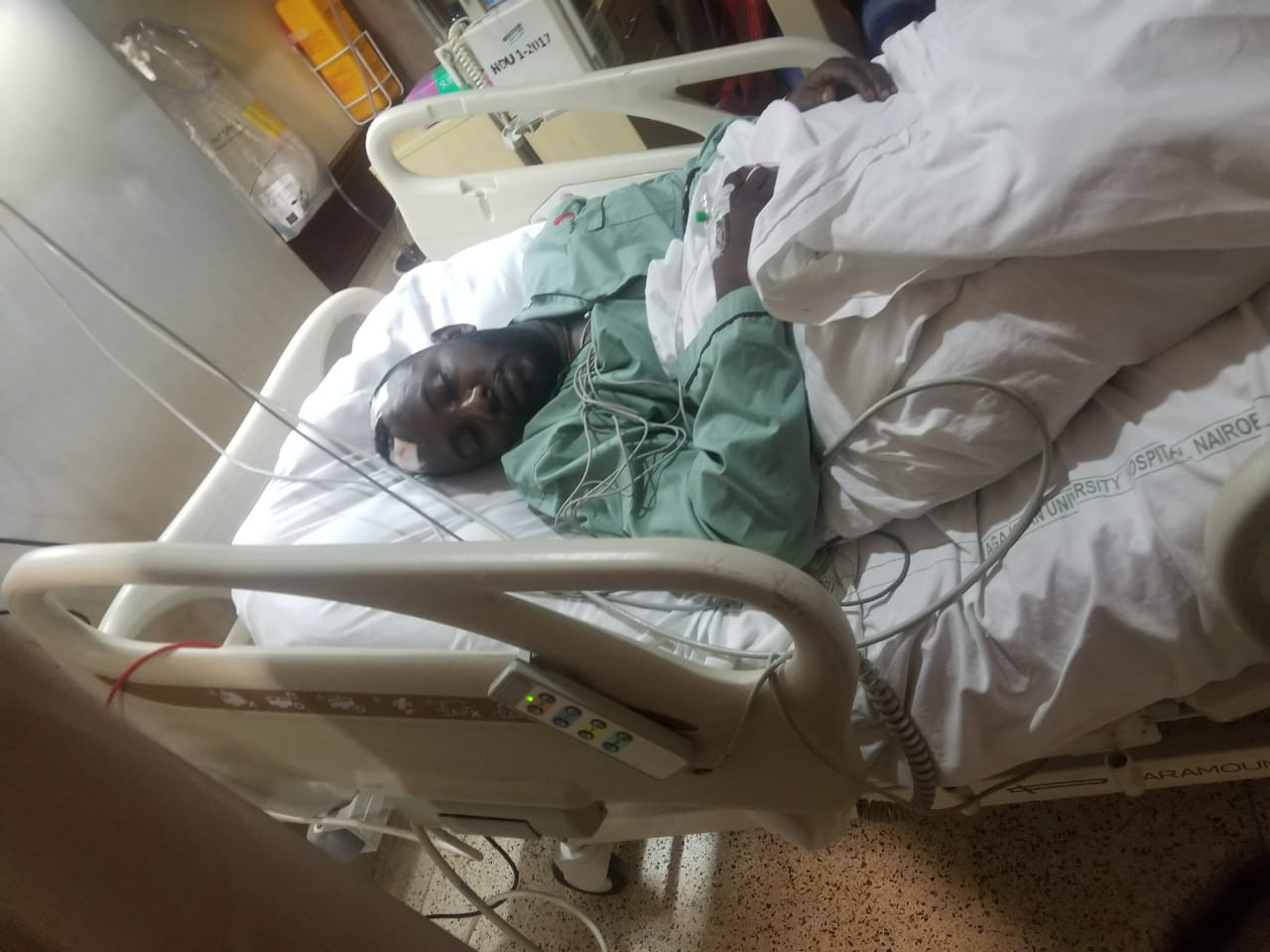 WhatsApp Image 2019 06 04 at 12.58.01 - Lamu Senator in ICU after being attack during date with Saumu Mbuvi