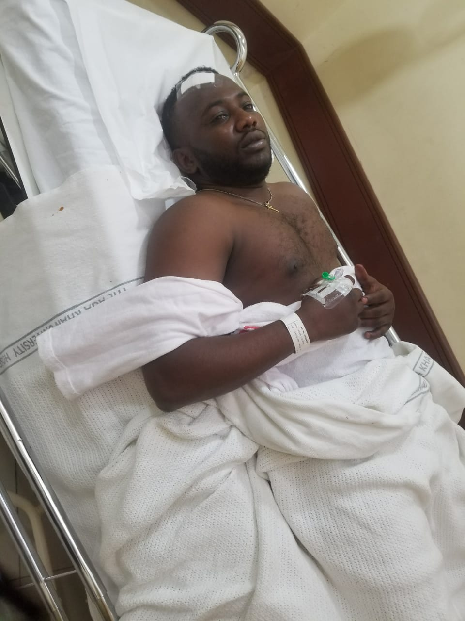 WhatsApp Image 2019 06 04 at 13.05.18 - Lamu Senator in ICU after being attack during date with Saumu Mbuvi