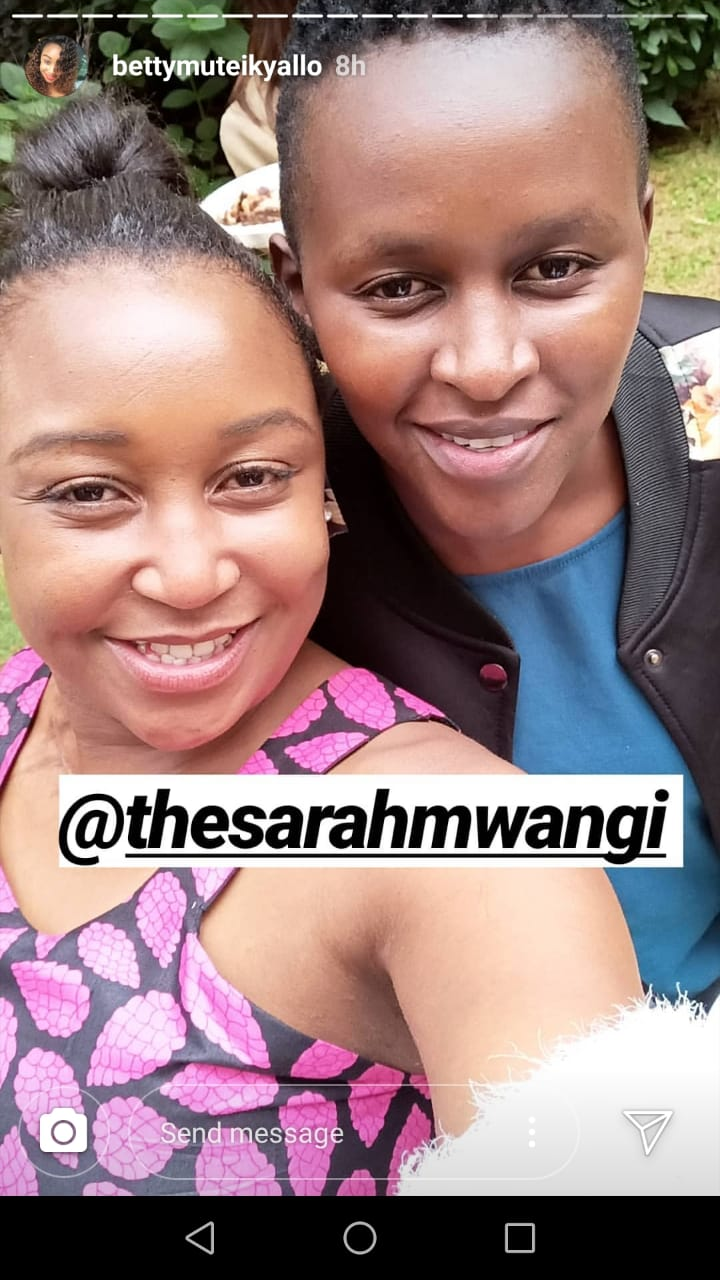 WhatsApp Image 2019 06 25 at 2.51.30 PM 2 - Dennis Okari misses out on daughter's 5th birthday with Betty Kyallo