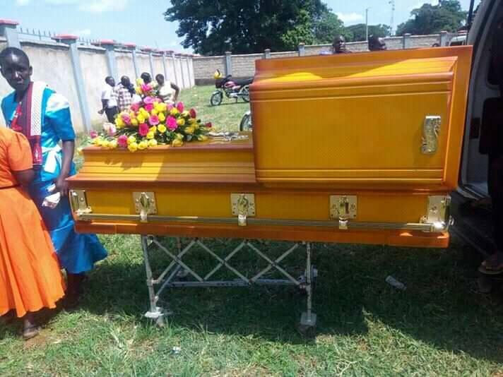 john gift burial - Luwere! Comedian John Gift laid to rest in Bungoma