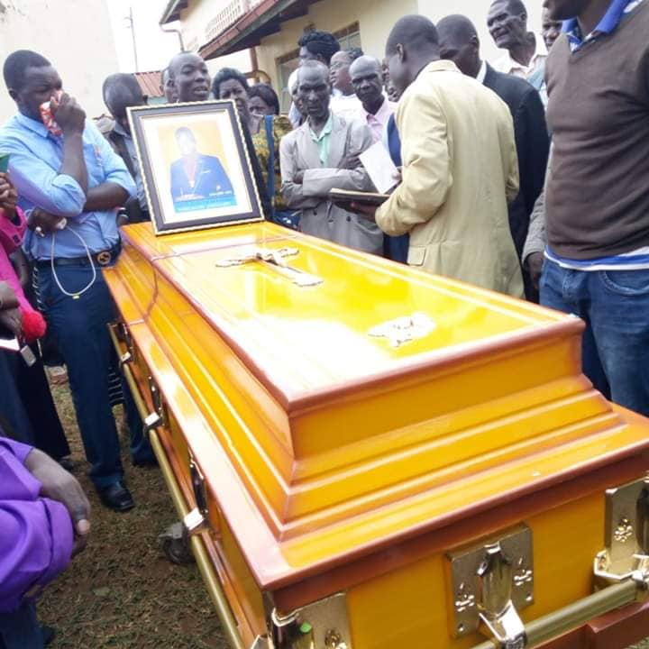 john gift - Luwere! Comedian John Gift laid to rest in Bungoma