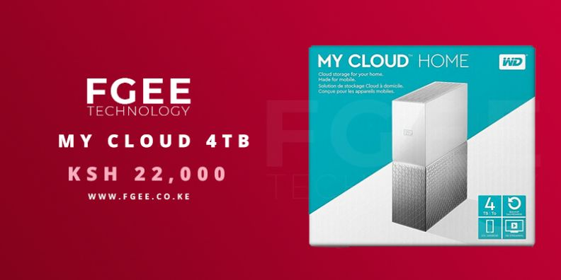 my cloud 4tb - Vitu safi sana!! Here's why FGEE Online Store is a game changer