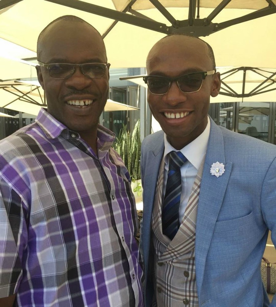 ofwe - Upendo wa baba! Kenyan celebrities send heartwarming messages on Father's day