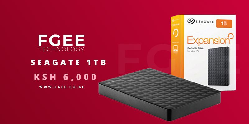 seagate 1tb - Vitu safi sana!! Here's why FGEE Online Store is a game changer