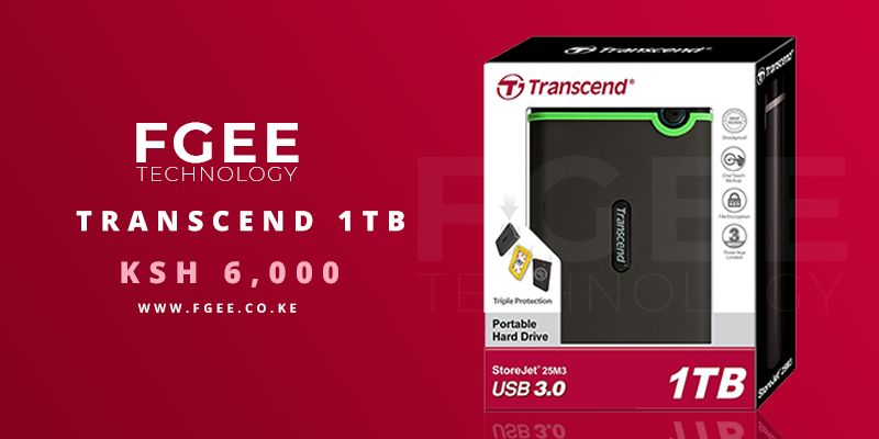 transcend - Vitu safi sana!! Here's why FGEE Online Store is a game changer