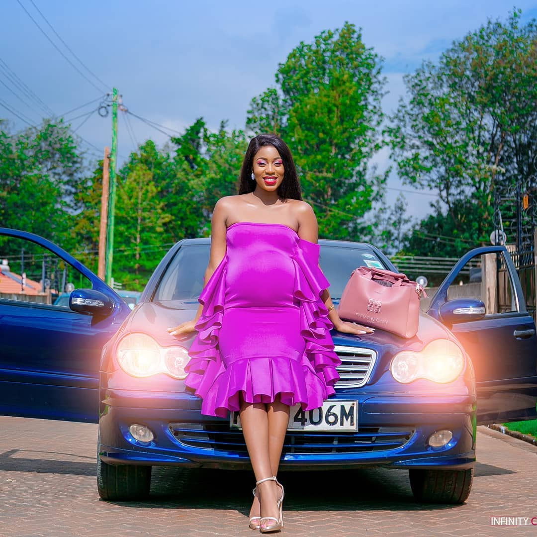 60771112 721059511642248 8065705120204547880 n - 'Tunahesabu Masiku'Diana marua reveals her baby is due anytime