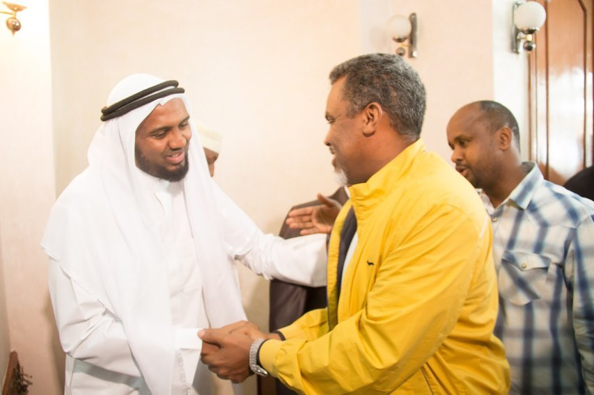 65303457 356929338330982 3312570900348791159 n - Amenyakuliwa: Check out photos from Hussein Mohammed's wedding