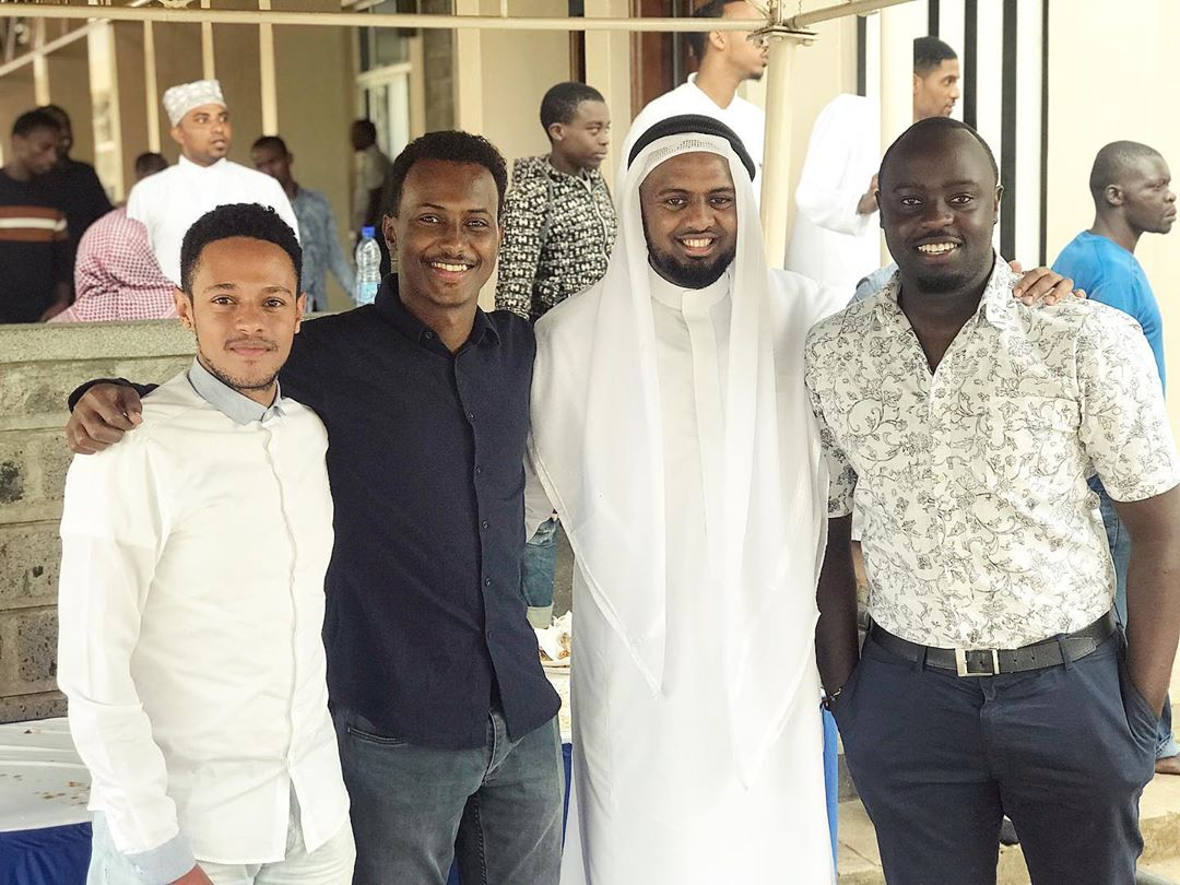 65569568 364030110951913 1279260326019008234 n - Amenyakuliwa: Check out photos from Hussein Mohammed's wedding