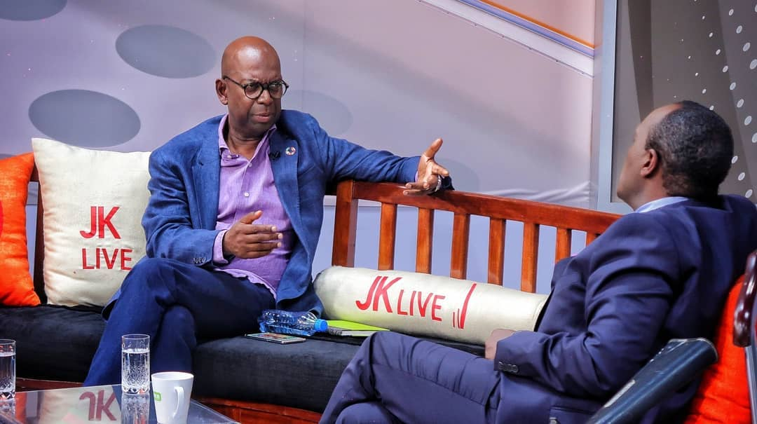 65675547 2164141840382002 5278543442653527227 n - How Bob Collymore bravely fought cancer