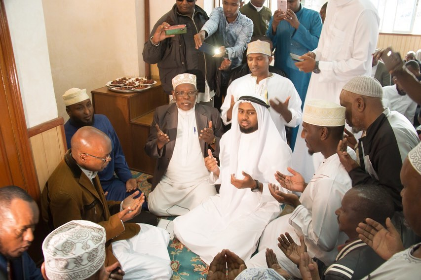 66230262 351126215553052 3529062347491584948 n - Amenyakuliwa: Check out photos from Hussein Mohammed's wedding