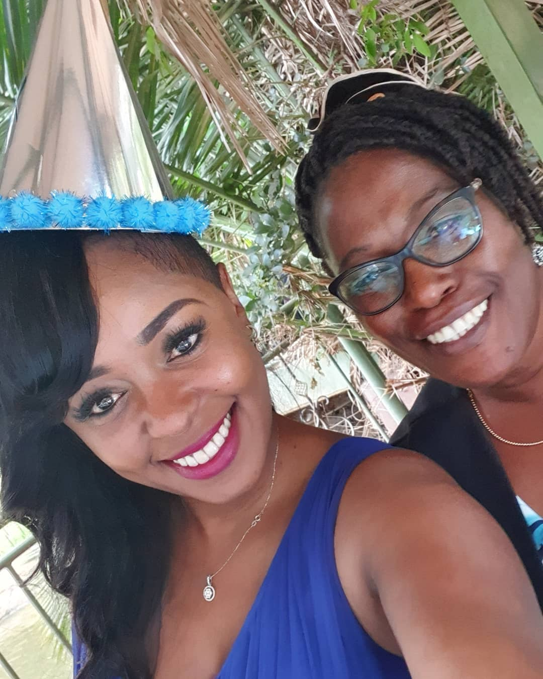 66821840 505101656894629 3259477020094396109 n - Lillian Muli's ageless mother graces her son with Jared Nevaton's birthday