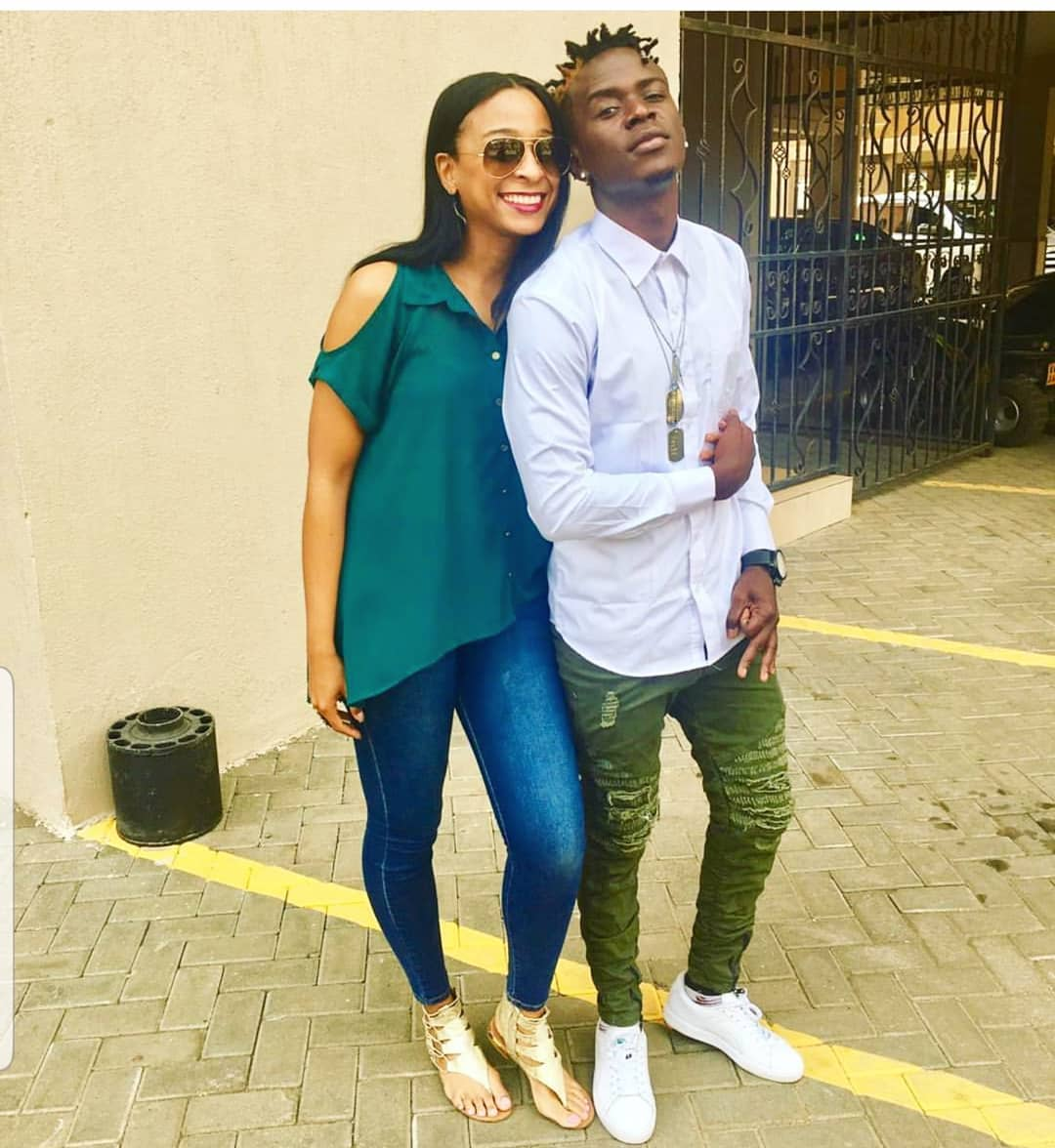 66920442 128414121730345 284010014223492679 n - 'We were good together, please unblock me,' Willy Paul begs Alaine