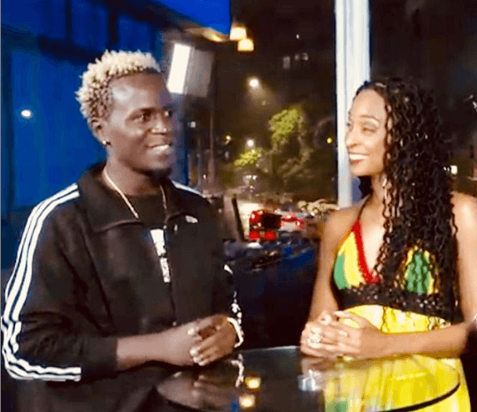Alaine Willy Paul - We were never in a relationship! Alaine responds to Willy Paul