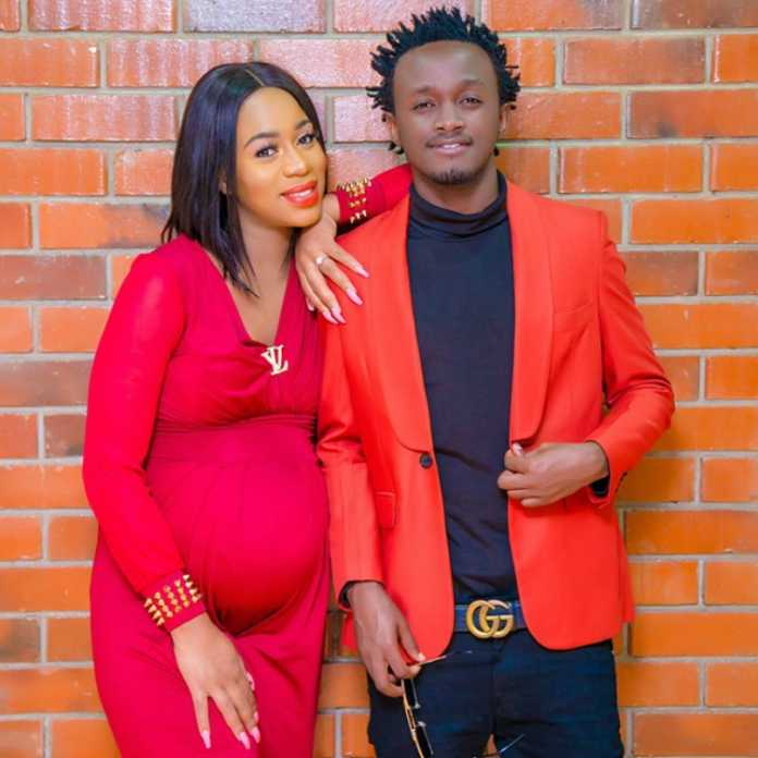 Bahati-and-wife