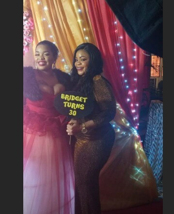 Bridget 1 - Party like a rock star! Bridget Achieng celebrates 30th birthday