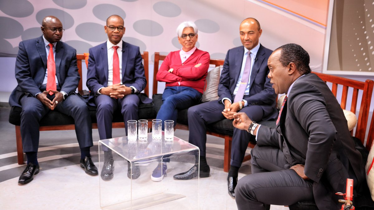 D k5NPTWsAMYHD6 - 'My most stubborn moment with Bob Collymore,' Jeff Koinange narrates