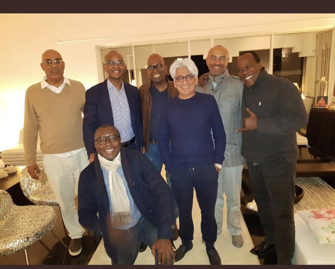 D k5stnXYAEYVFO - Squad goals! Top CEOs pay tribute to BFF Bob Collymore
