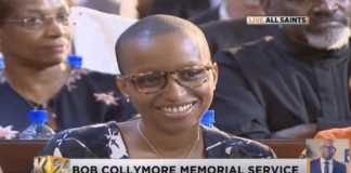 Wambui Collymore