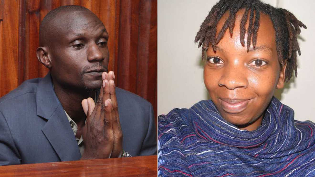 Dola wambui - Prominent TV personalities who have been charged with murder