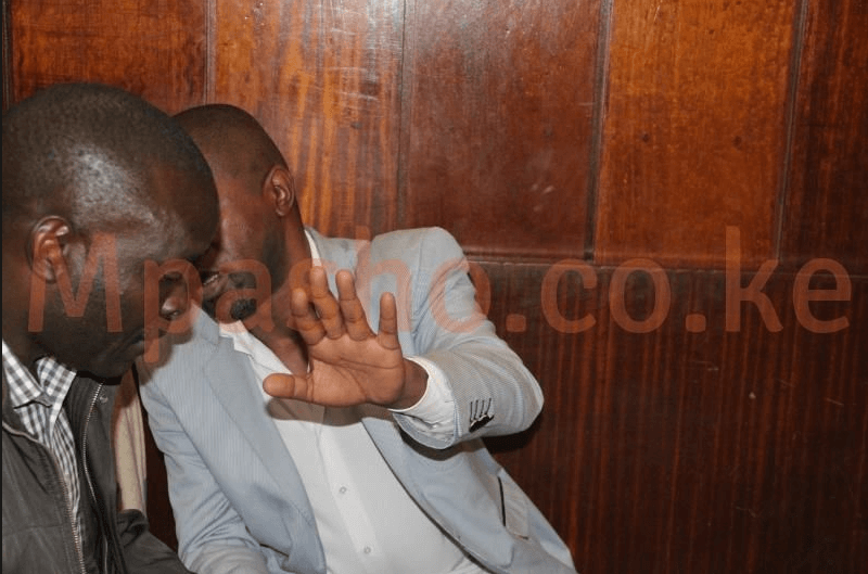 Edward Kwach - Media personality Edward Kwach arrested for being drunk and disorderly