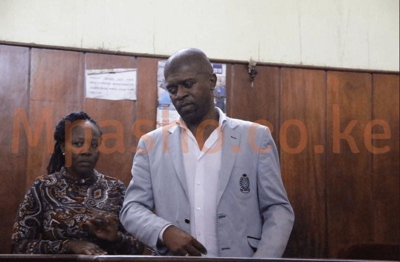 Edward Kwach1 - Media personality Edward Kwach arrested for being drunk and disorderly