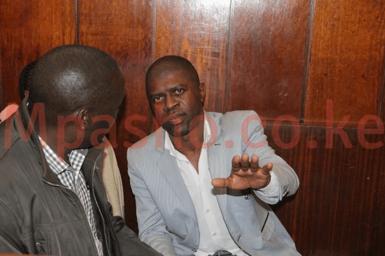 Edward Kwach5 - Media personality Edward Kwach arrested for being drunk and disorderly