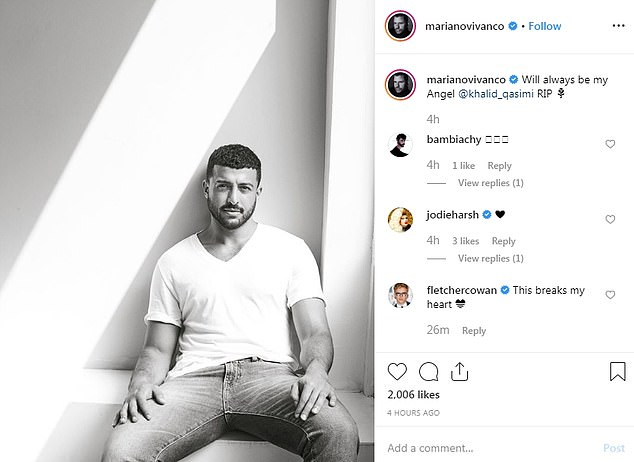 Friend and Peruvian photographer Mariano Vivanco posted this pic a 3 1562131344135 - President's son dies after 'drug orgy' in house party