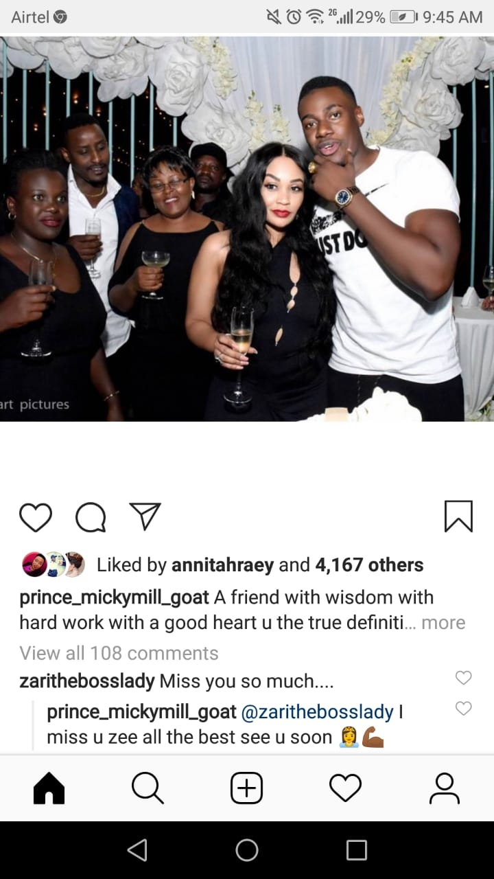 IMG 20190720 WA0013 - Meet Zari's King bae as he speaks out after wedding