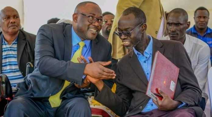 Ken Okoth 696x385 - He lived a full life! Here are the beautiful last moments of Ken Okoth in photos