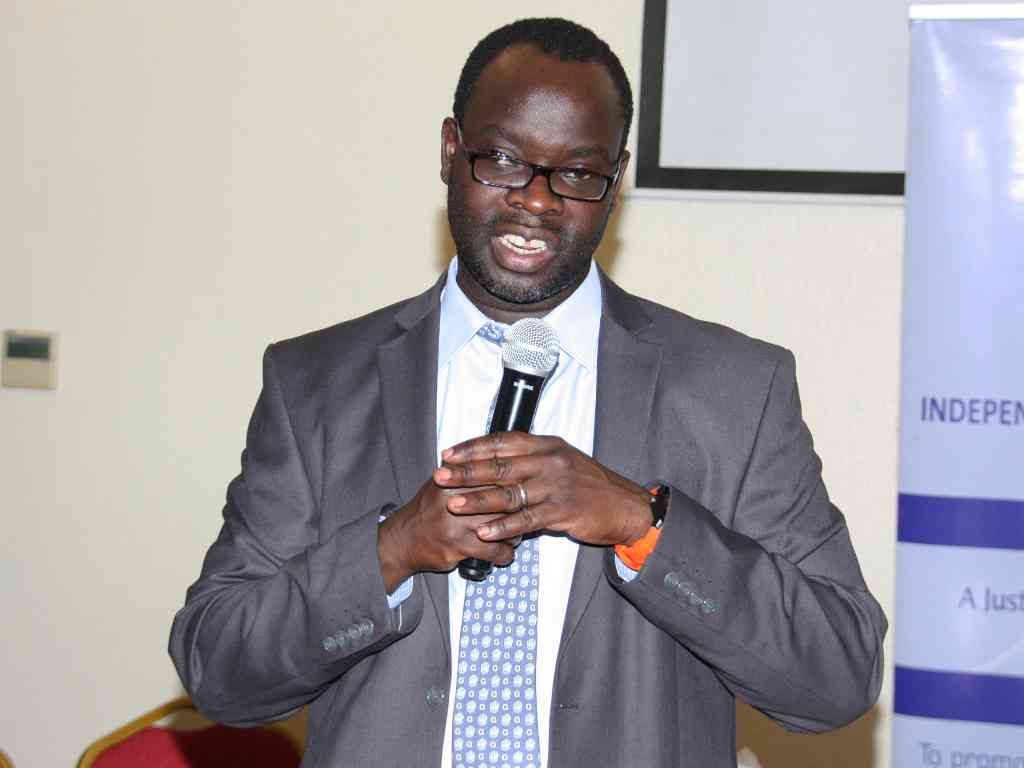 Ken Okoth21 - Premonition? Here is proof that Ken Okoth knew he wouldn't live long