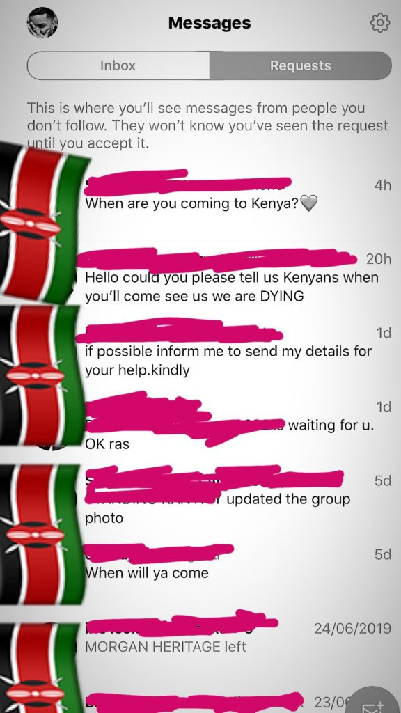 Konshens groupies - KOT react to Konshens' leaked DM messages from Kenyan slay queens