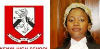 Lawyer Esther Arunga