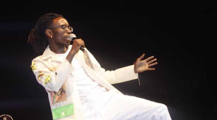 MG 7942 696x385 - Photos: How it went down at Jah Cure's concert