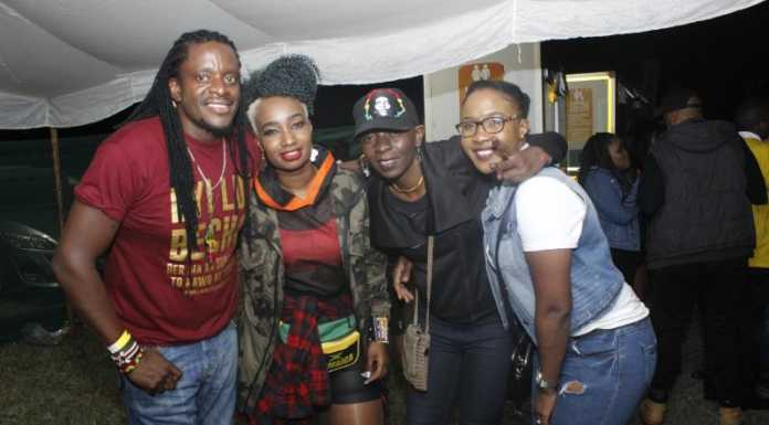 MG 8054 696x385 - Photos: How it went down at Jah Cure's concert