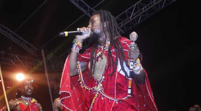 MG 8141 696x385 - Photos: How it went down at Jah Cure's concert