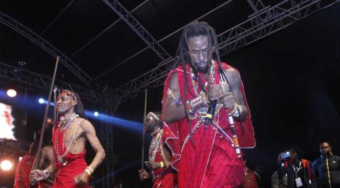 MG 8174 696x385 - Photos: How it went down at Jah Cure's concert