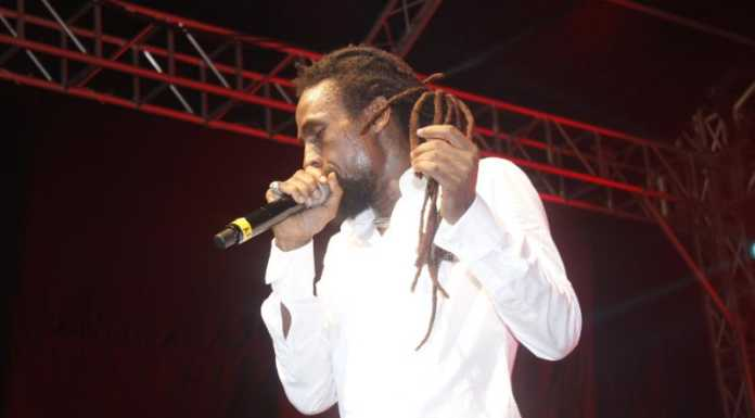 MG 8217 696x385 - Photos: How it went down at Jah Cure's concert
