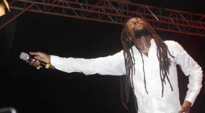 MG 8226 696x385 - Photos: How it went down at Jah Cure's concert