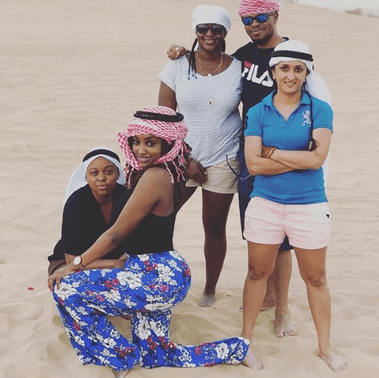 Michelle Ntalami dubai makena - 'What a freaking experience,' Michelle Ntalami on Dubai vacay with Makena