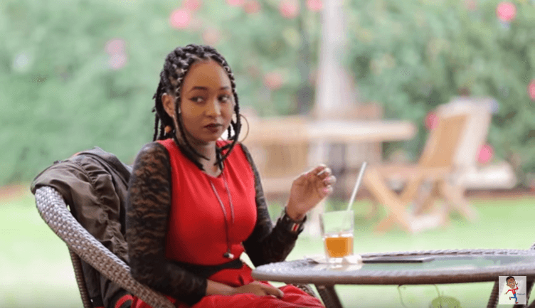 Njugush ex 1 - Njugush unable to pay 29K hotel bill accrued trying to impress his ex
