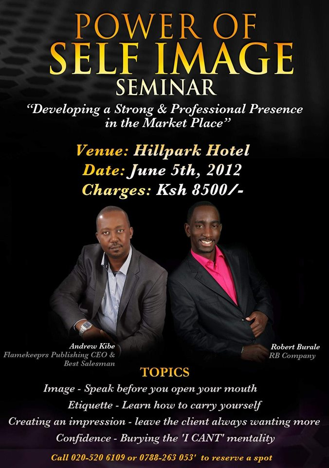 Pastor Andrew kibe - 'I've never been a pastor!' says controversial presenter Andrew Kibe