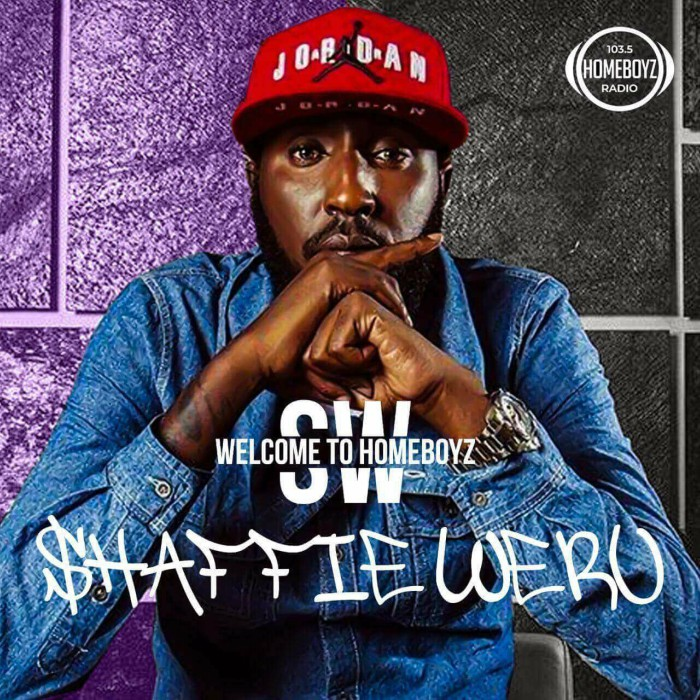 SHAFFIE HBR - 'It's time for a new chapter,' Shaffie Weru leaves KISS 100 for Homeboyz Radio