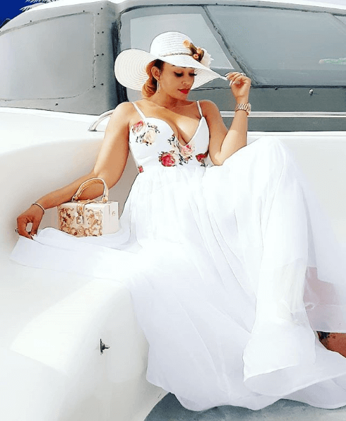 Screen Shot 2019 07 19 at 11.16.53 AM - Here comes the bride! Zari shows you how to wear white