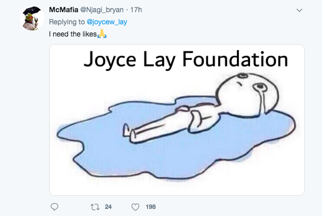 Screen Shot 2019 07 19 at 7.33.43 AM - 15 savage and hilarious memes calling out Joyce Lay for asking for free logos