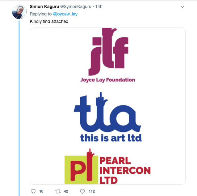 Screen Shot 2019 07 19 at 7.34.05 AM - 15 savage and hilarious memes calling out Joyce Lay for asking for free logos